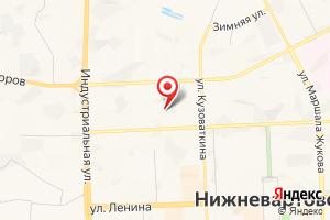 Адрес Электрическая подстанция Нижневартовская на карте
