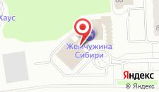 Отель Жемчужина Сибири на карте