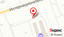 Гостиничный комплекс Альберта Хаус на карте