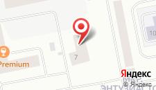 Апартаменты Пять Звёзд Уютная квартира с посудомоечной машиной на карте