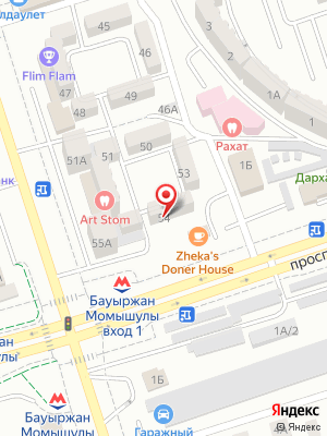 Zheka's Doner House Момушулы на карте