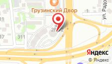 Апартаменты Розыбакиева 289/2 на карте