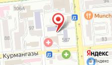 Отель Гранд Вояж на карте