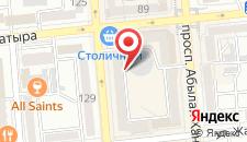 Мини-отель Д'Рами на карте