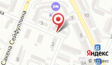 Отель Kuze на карте