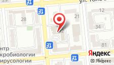 Отель Grand Sapphire на карте