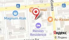 Отель Renion Residence Hotel на карте