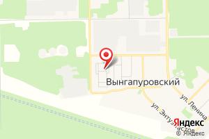 Адрес ЖКХ Вынгапуровское на карте