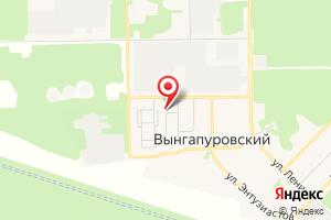 Адрес ПАО Вынгапуровский тепловодоканал на карте