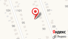 Гостевой дом Ромашка на карте