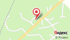 Гостевой дом Tuftelia Vertshus на карте