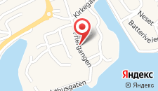 Отель Thon Hotel Arendal на карте