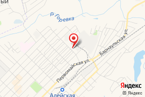 Адрес Рубцовскмежрайгазсервис на карте