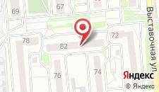 Апартаменты Apartments Gorskiy на карте