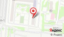 Гостиница Zori на карте