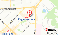 Расположение Новосибирскэнергосбыт на карте