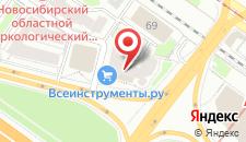 Хостел Достоевский на Набережной на карте