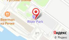 Гостиница River Park Hotel на карте