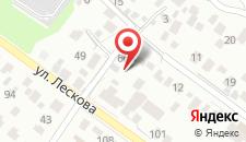 Гостиница Петровъ дворъ на карте
