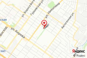 Адрес Gala-дизайн на карте