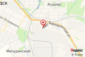 Адрес Муниципальное унитарное предприятие комбинат бытовых услуг на карте