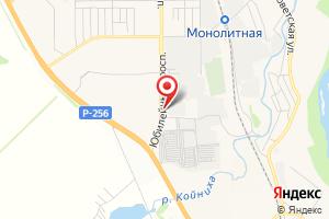 Адрес Искитиммежрайгаз на карте