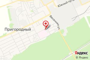 Адрес ГазТехноСтрой на карте