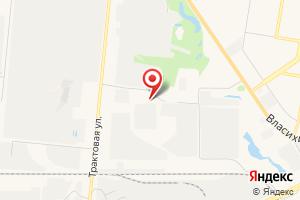 Адрес Филиал Барнаулмежрайгаз на карте
