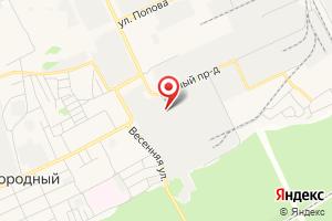Адрес Электрическая подстанция Власиха на карте