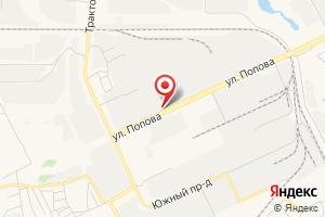 Адрес Гпп-4 Зяб на карте