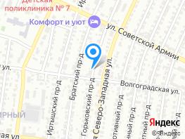 Дом, Горьковский проезд