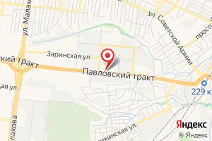 Адрес СибирьАвтономГаз на карте