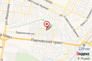 Адрес ЭкспертГазСервис на карте