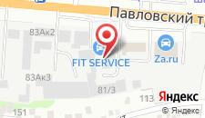 Мини-отель Абсолют на карте