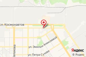 Адрес Газмонтажсервис на карте