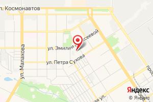 Адрес Газпром газораспределение Барнаул, Барнаульский участок управления эксплуатации на карте