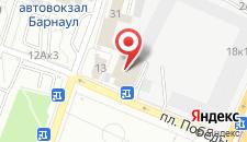 Отель Александр Хаус-Спорт на карте