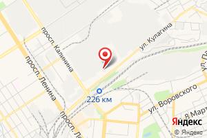 Адрес Электрическая подстанция БМК на карте