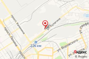 Адрес МРСК Сибири на карте