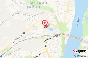Адрес Электрическая подстанция Береговая на карте