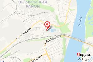 Адрес Барнаульский водоканал на карте