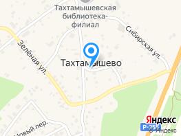 Земельный участок, село Тахтамышево