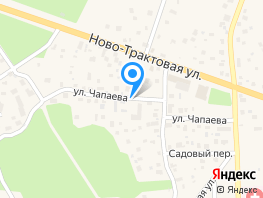 Дом, Чапаева ул