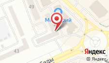 Апартаменты На проспекте Победы 41 на карте