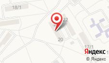 Мини-гостиница Уют Инн на карте