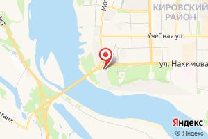 Адрес Томскводоканал на карте