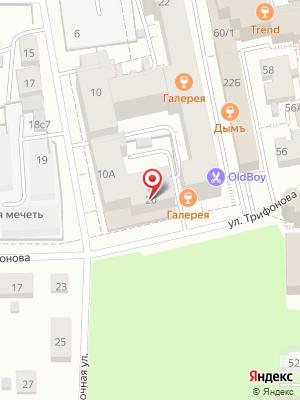 Служба доставки Mr. Tako на карте