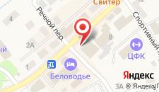 Гостиничный комплекс Орион на карте