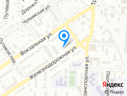 1-комн, Железнодорожная ул, д.60