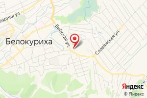 Адрес Газпром Белокурихинский участок управления эксплуатации на карте